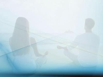 meditazioni ed esercizi di presenza in coppia partners